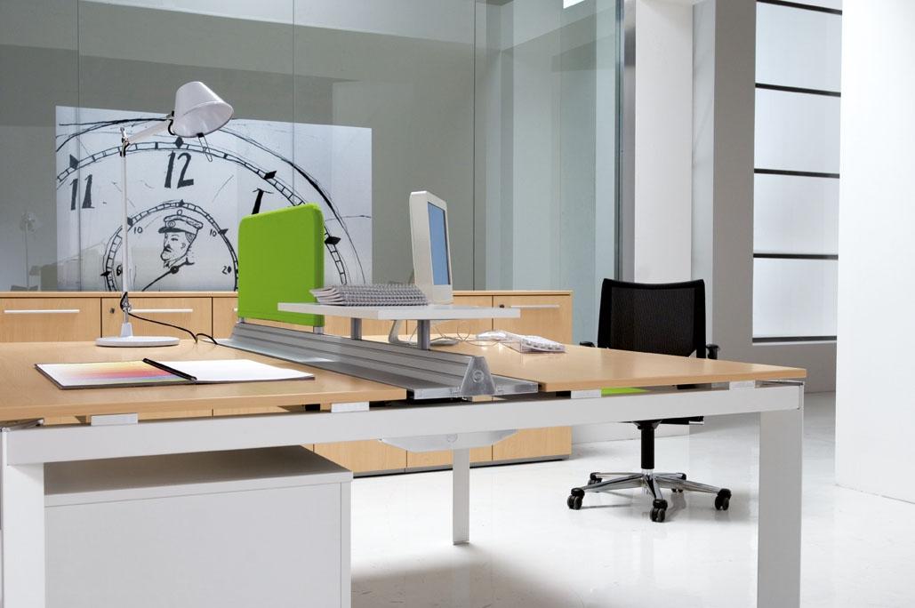 Mobilier pentru birouri operative DELLA VALENTINA OFFICE - Poza 2