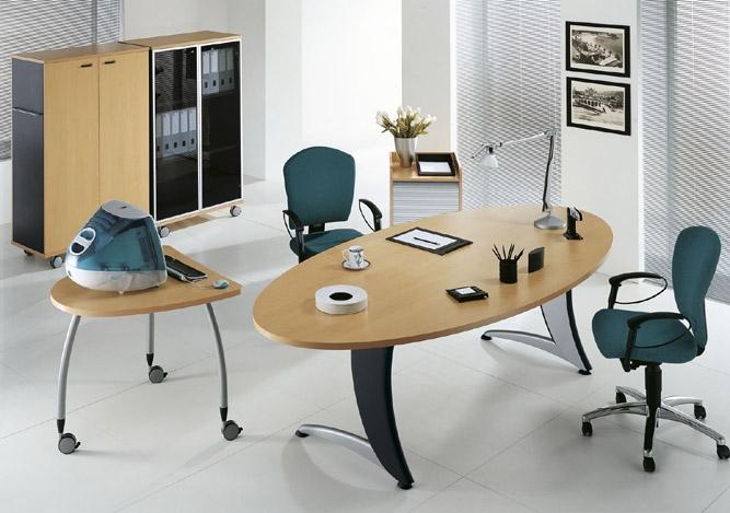 Mobilier pentru birouri operative DELLA VALENTINA OFFICE - Poza 5