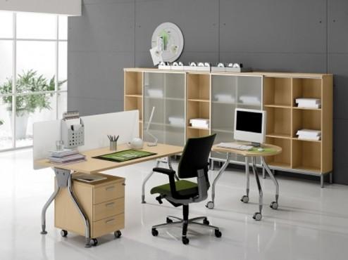 Exemple de utilizare Mobilier pentru birouri operative DELLA VALENTINA OFFICE - Poza 6