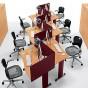Mobilier pentru birouri operative DELLA VALENTINA OFFICE - Poza 7