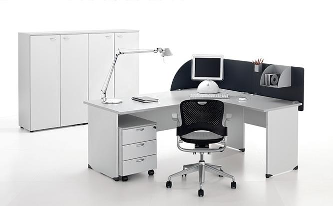Mobilier pentru birouri operative DELLA VALENTINA OFFICE - Poza 8