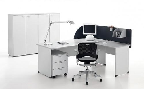 Exemple de utilizare Mobilier pentru birouri operative DELLA VALENTINA OFFICE - Poza 8