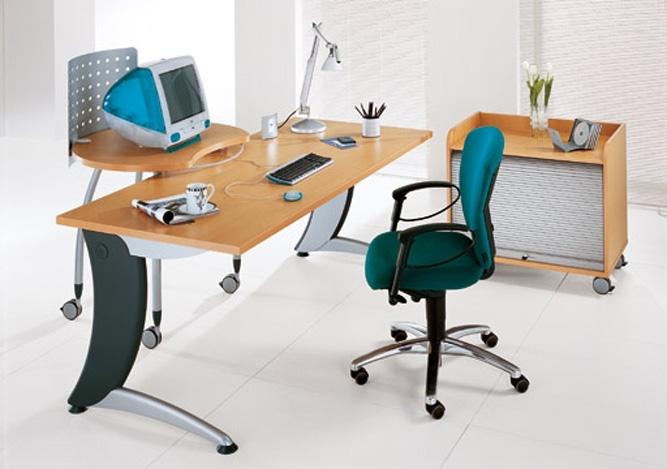 Mobilier pentru birouri operative DELLA VALENTINA OFFICE - Poza 12