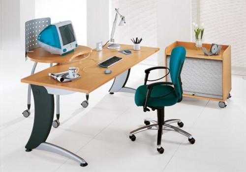 Exemple de utilizare Mobilier pentru birouri operative DELLA VALENTINA OFFICE - Poza 12