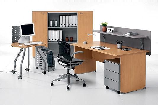 Mobilier pentru birouri operative DELLA VALENTINA OFFICE - Poza 14