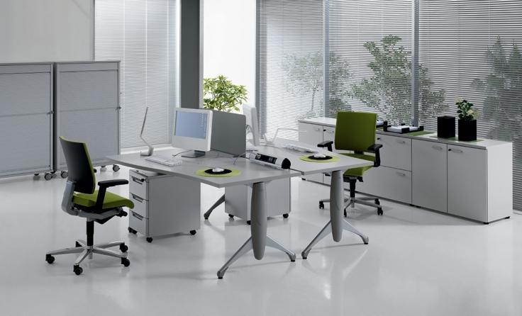 Mobilier pentru birouri operative DELLA VALENTINA OFFICE - Poza 18