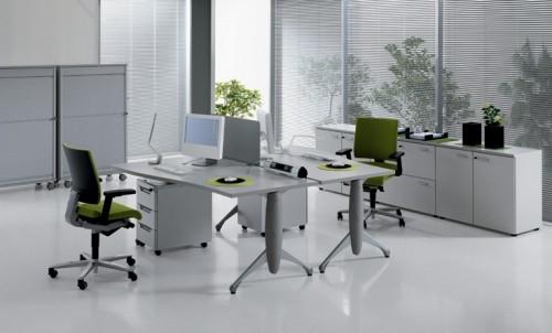 Exemple de utilizare Mobilier pentru birouri operative DELLA VALENTINA OFFICE - Poza 18