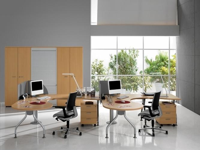 Mobilier pentru birouri operative DELLA VALENTINA OFFICE - Poza 20