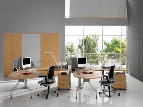 Exemple de utilizare Mobilier pentru birouri operative DELLA VALENTINA OFFICE - Poza 20