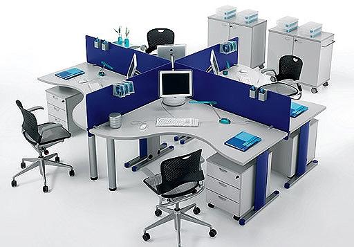 Mobilier pentru birouri operative DELLA VALENTINA OFFICE - Poza 21