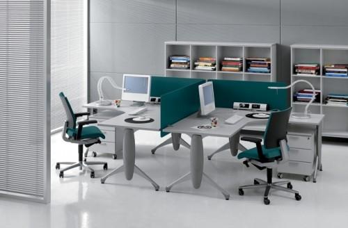Exemple de utilizare Mobilier pentru birouri operative DELLA VALENTINA OFFICE - Poza 22