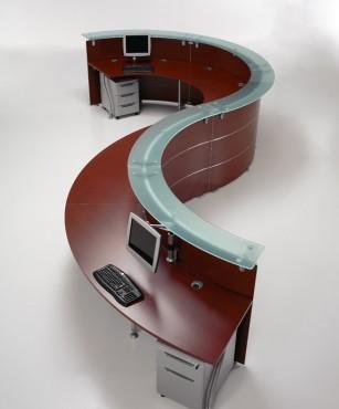Exemple de utilizare Mobilier pentru receptii DELLA VALENTINA OFFICE - Poza 7