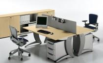 Mobilier pentru birouri Della Valentina Office: companie specializata in productia de mobilier de birou din PAL  melaminat sau furniruit. Designul proaspat ce include o gama variata de  mobilier pentru birouri, atat pentru personalul operativ, cat si pentru  personalul executiv, precum si o gama variata de culori, forme si  finisaje. Gama de mobilier de birou include mobilier pentru receptii,  birouri executive, birouri operative, partitionari si accesorii, toate  fiind proiectate pentru un mediu de lucru cat mai practic si functional.