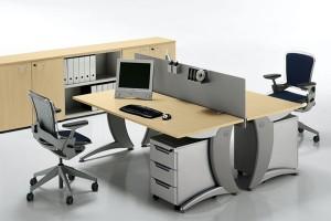 Mobilier pentru birouri Designul Della Valentina Office include o gama variata de  mobilier pentru birouri, atat pentru personalul operativ, cat si pentru  personalul executiv, precum si o gama variata de culori, forme si  finisaje.