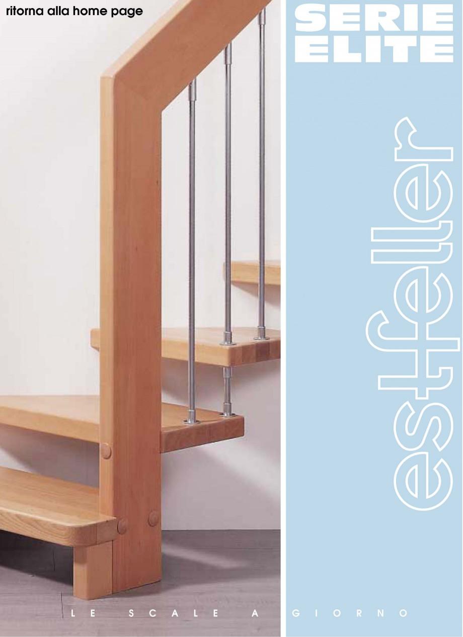 Pagina 1 - Catalog, brosura Scari interioare ELITE ESTFELLER Scari din lemn pentru interior si...