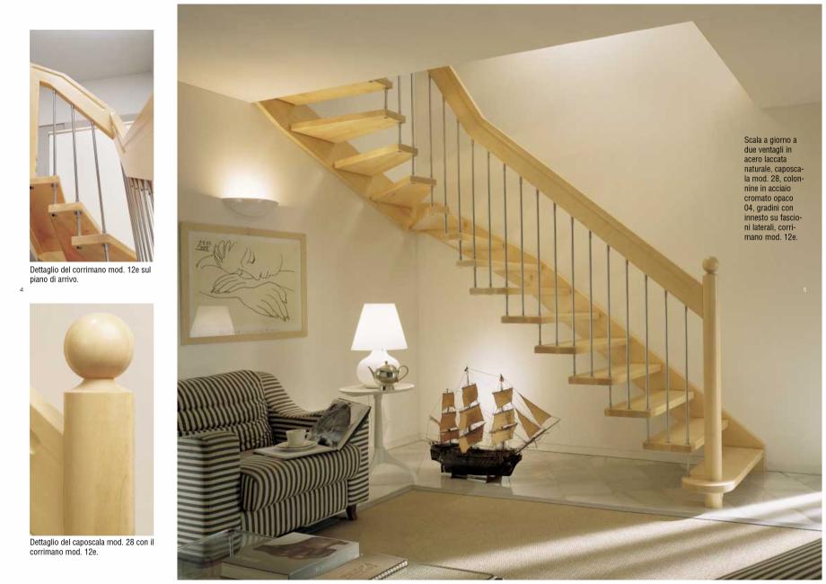 Pagina 3 - Catalog, brosura Scari interioare ELITE ESTFELLER Scari din lemn pentru interior si...
