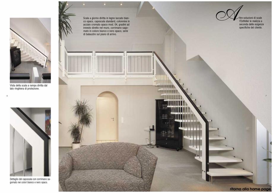 Pagina 4 - Catalog, brosura Scari interioare ELITE ESTFELLER Scari din lemn pentru interior si...