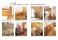 Scari interioare din lemn balansate - detalii de proiectare corecta ESTFELLER