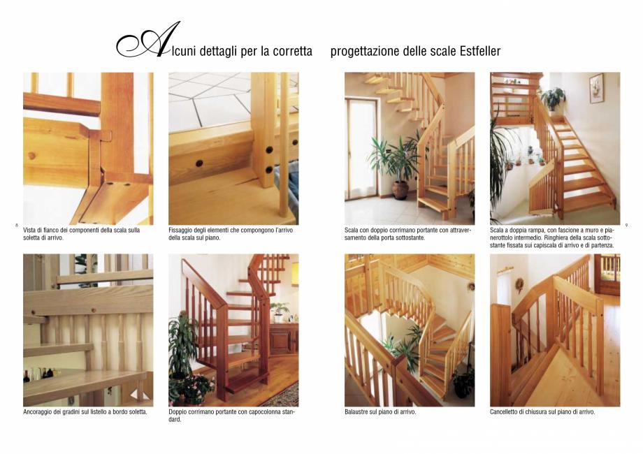 Pagina 1 - Scari interioare din lemn balansate - detalii de proiectare corecta ESTFELLER PRESTIGE,...