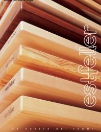 Tonalitati lemn pentru scari interioare