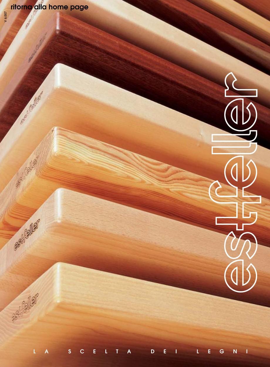 Pagina 1 - Tonalitati lemn pentru scari interioare ESTFELLER PRESTIGE, INVENT LIGHT, INVENT, INOX...