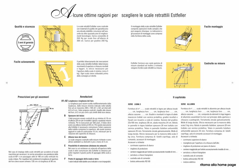 Pagina 1 - Scari retractabile pentru acces la terase si poduri GEOCOM TRADING&CONSULTING...