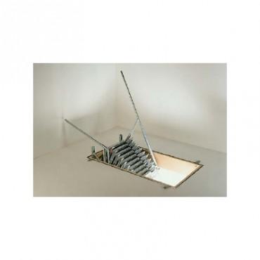 Exemple de utilizare Scari retractabile metalice GEOCOM TRADING&CONSULTING - Poza 7