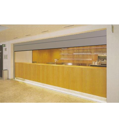 Pereti mobili cu glisare pe verticala ESTFELLER - Poza 1
