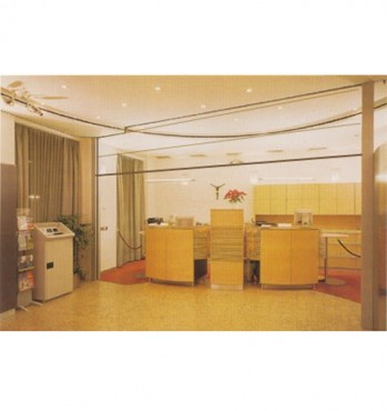 Exemple de utilizare Pereti mobili cu glisare pe verticala ESTFELLER - Poza 1