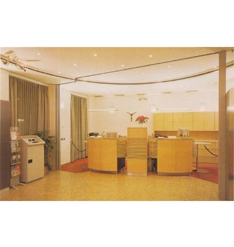 Pereti mobili cu glisare pe verticala ESTFELLER - Poza 4