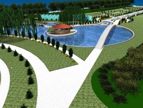 Lucrari, proiecte Amenajare Gradina Botanica, Ploiesti  - Poza 3