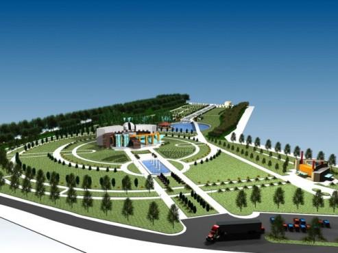 Lucrari, proiecte Amenajare Gradina Botanica, Ploiesti  - Poza 4