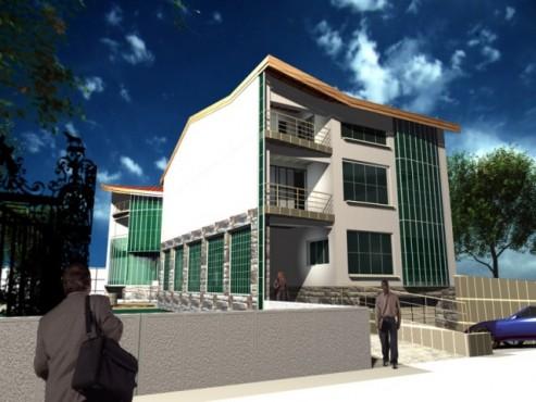Lucrari, proiecte Locuinte cuplate, Bucuresti  - Poza 1