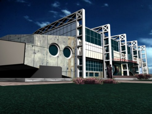 Lucrari, proiecte Sala de sport Mizil (propunere)  - Poza 2