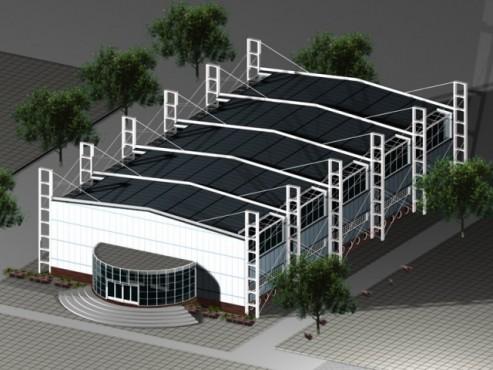 Lucrari, proiecte Sala de sport, Campina  - Poza 1