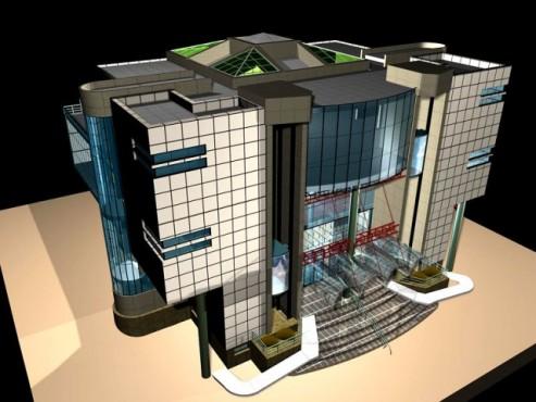 Lucrari, proiecte Sediu de firma, Ploiesti  - Poza 2