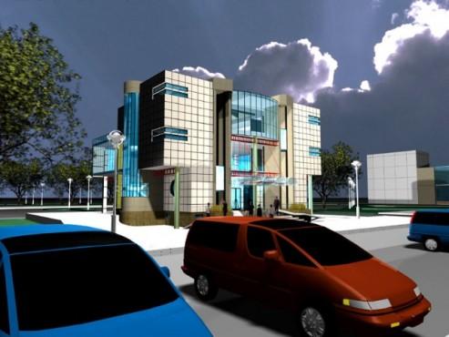 Lucrari, proiecte Sediu de firma, Ploiesti  - Poza 4
