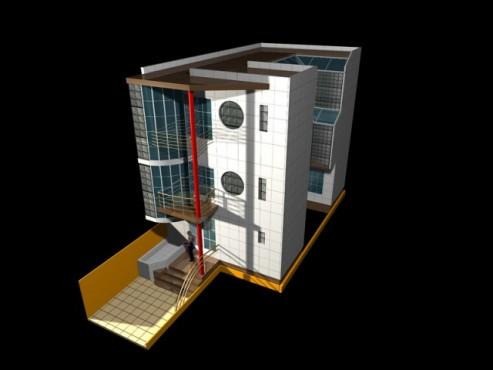 Lucrari, proiecte Spatii pentru firme P+2 (propunere)  - Poza 1