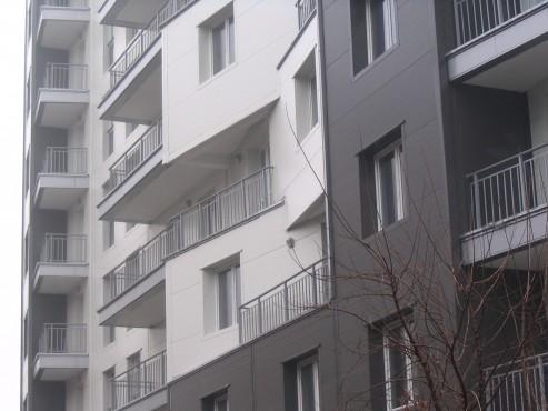 Lucrari, proiecte Ansamblu apartamente S+P+10 Str. Invingatorilor  - Poza 1