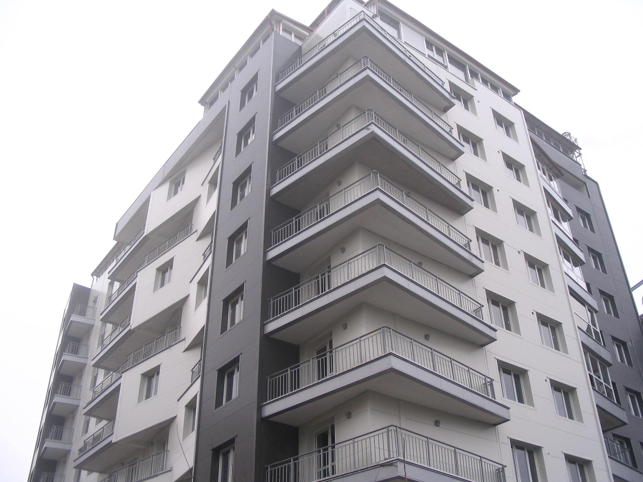Ansamblu apartamente S+P+10 Str. Invingatorilor  - Poza 2