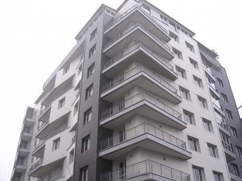 Lucrari, proiecte Ansamblu apartamente S+P+10 Str. Invingatorilor  - Poza 2