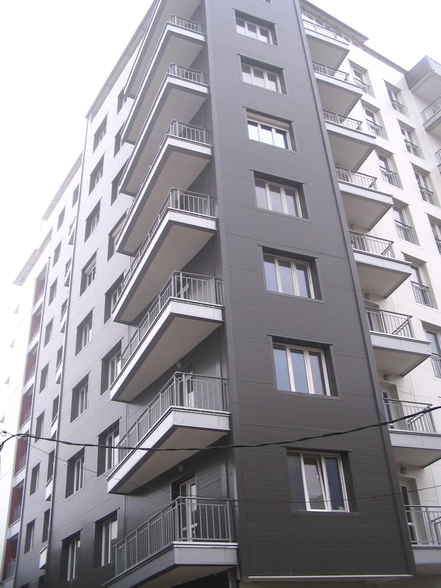Ansamblu apartamente S+P+10 Str. Invingatorilor  - Poza 3