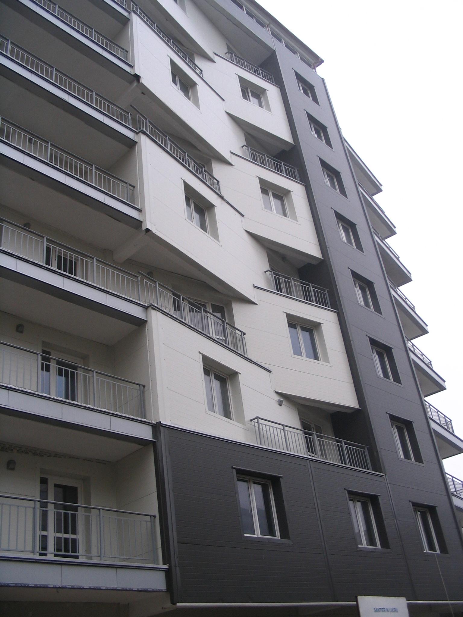 Ansamblu apartamente S+P+10 Str. Invingatorilor  - Poza 4