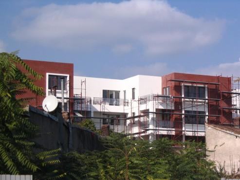 Lucrari, proiecte Ansamblu de locuinte in str. Popa Tatu, nr. 60-62, colaborare cu arh. Mihaela Hariton la fazele PAC si DDE  - Poza 20