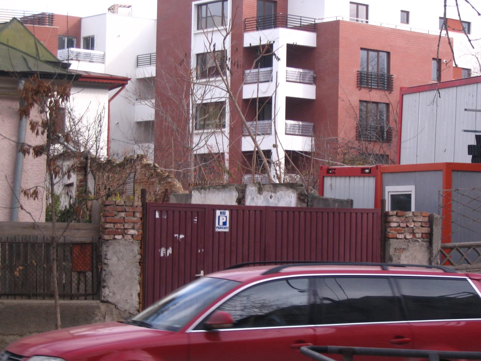 Ansamblu de locuinte in str. Popa Tatu, nr. 60-62, colaborare cu arh. Mihaela Hariton la fazele PAC si DDE  - Poza 12