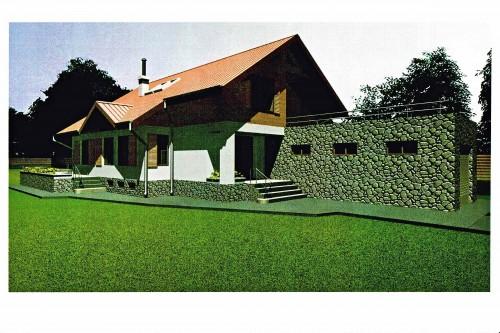 Lucrari, proiecte Casa de vacanta, Gruiu, Ialomita  - Poza 4