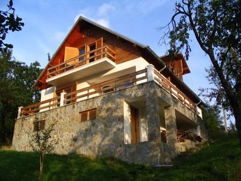 Lucrari, proiecte Casa de vacanta, Valenii de Munte  - Poza 17