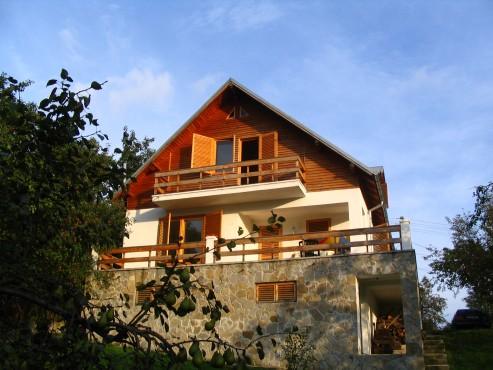 Lucrari, proiecte Casa de vacanta, Valenii de Munte  - Poza 4