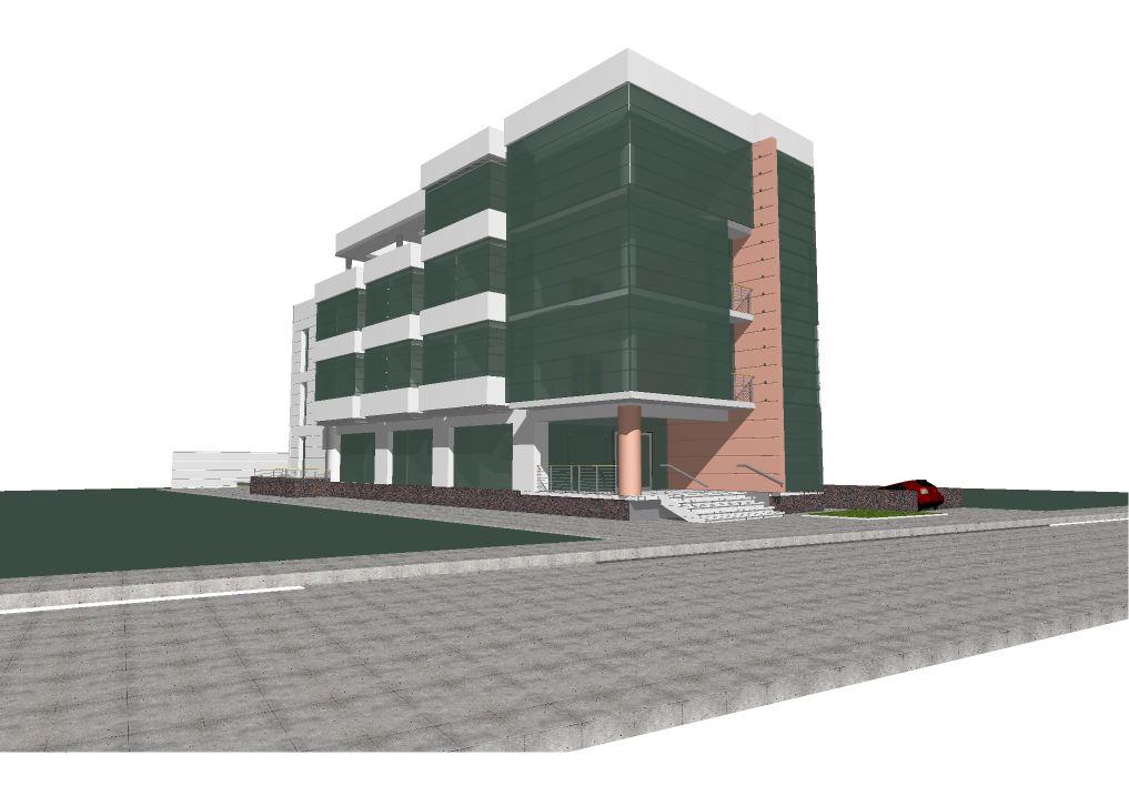 Centru de sanatate si recuperare, sector 2 Bucuresti - in executie anul viitor  - Poza 3