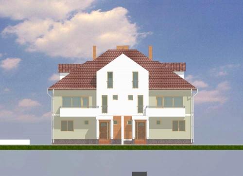 Lucrari, proiecte Doua locuinte cuplate P+2, Otopeni  - Poza 6